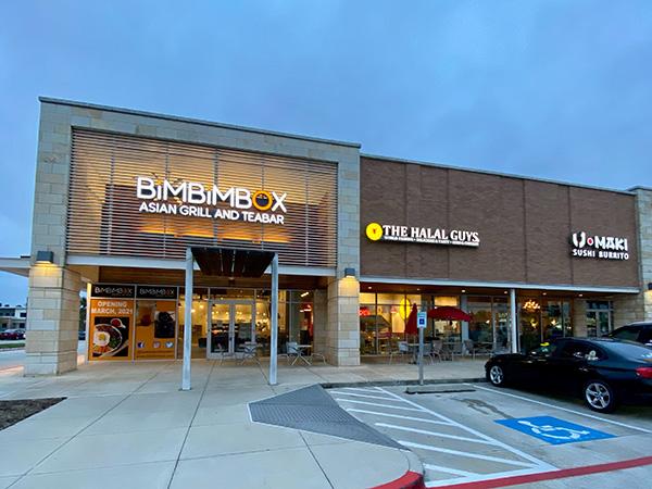 Bimbimbox in Houston